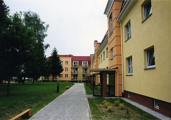 Osiedle UTBS ul. Kościelniaka