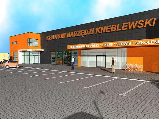 Centrum Narzędzi Kneblewski I