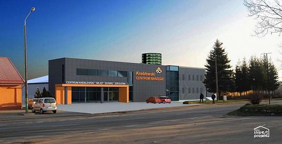 Centrum Narzędzi Kneblewski II