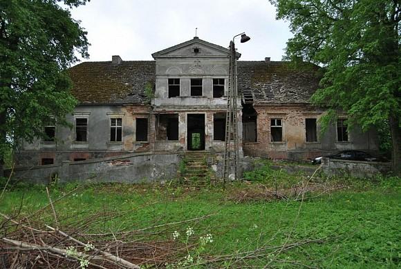 Pałac w Krzemieniewie
