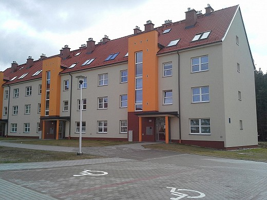 Budynek mieszkalny w Lęborku
