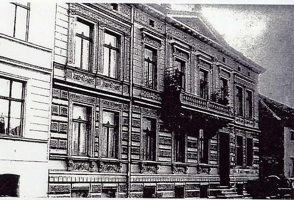 Kamienica z XIX wieku w Słupsku