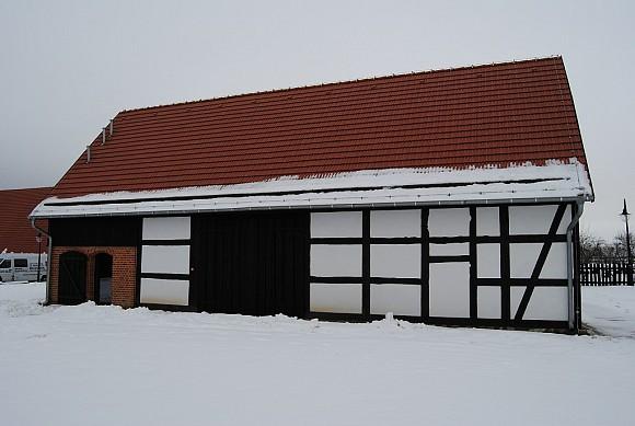 Skansen w Swołowie